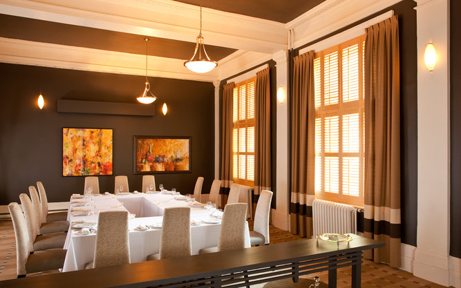 Restaurant Initiale in Quebec City