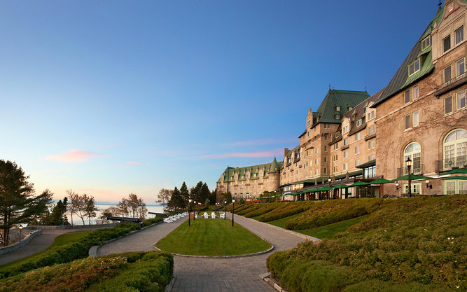 Quebec city hotels find hotels in quebec city quebec and - Fairmont hotels and resorts head office ...