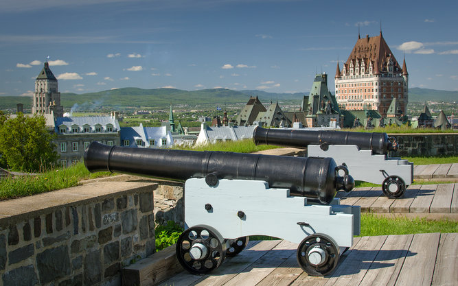 La Citadelle de Quebec City