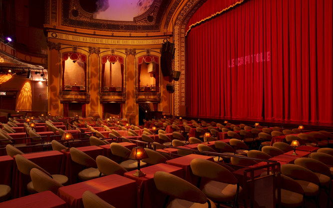 Le Capitole Theater in Quebec City
