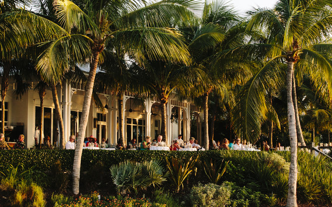 Latitudes Restaurant in Florida Keys