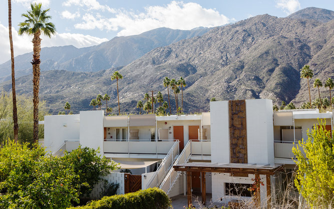 Ace Hotel & Swim Club in Palm Springs