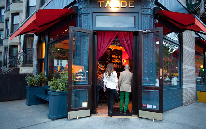 Talde Restaurant in Brooklyn
