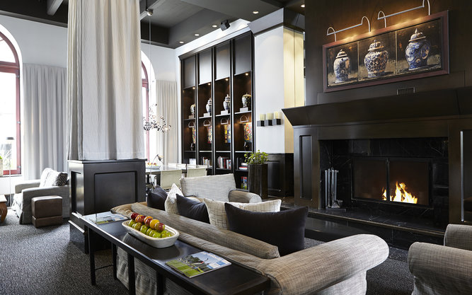 Le Germain Dominion Hotel in Quebec City