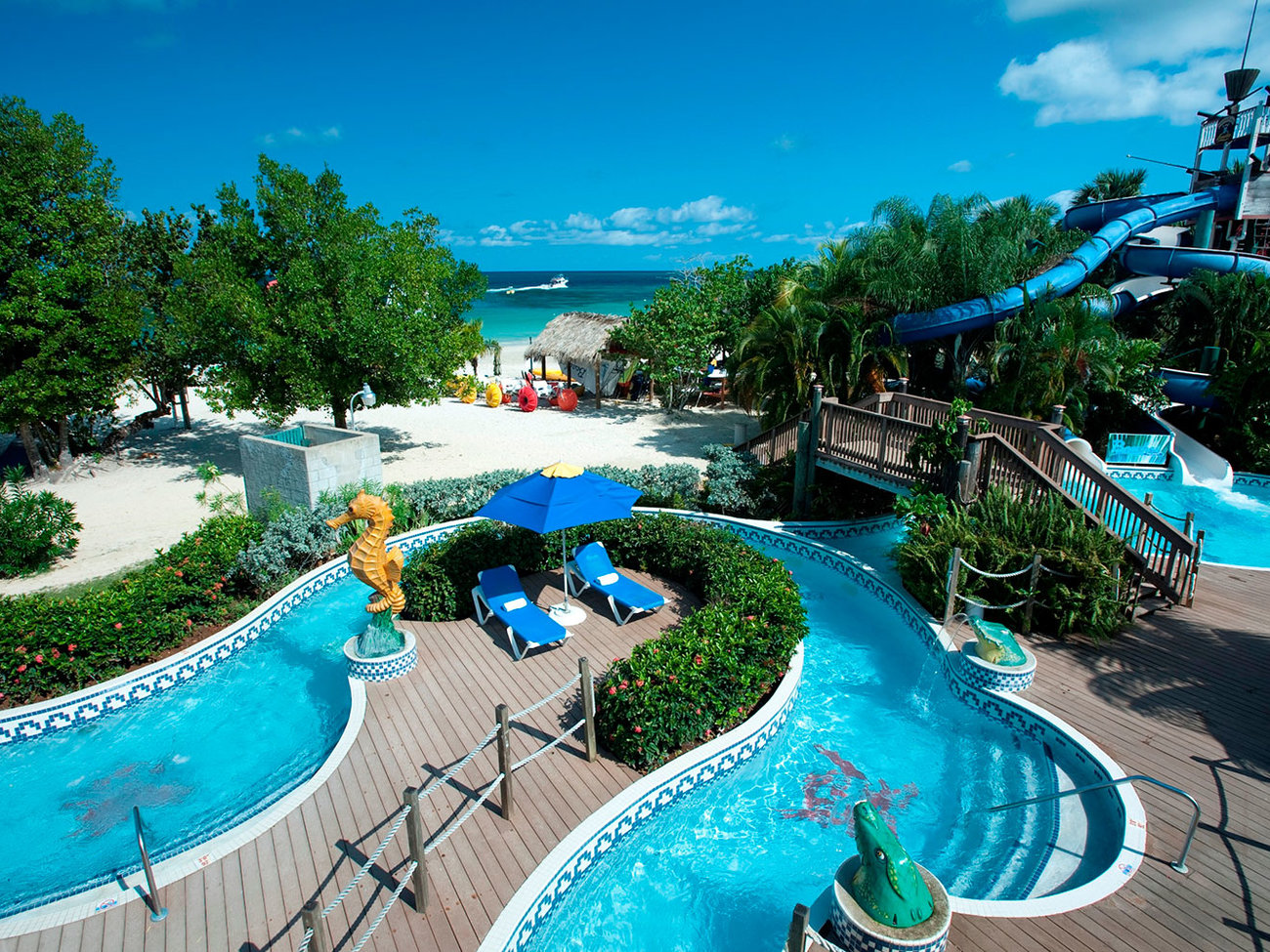 Beaches Negril Resort & Spa | Travel + Leisure