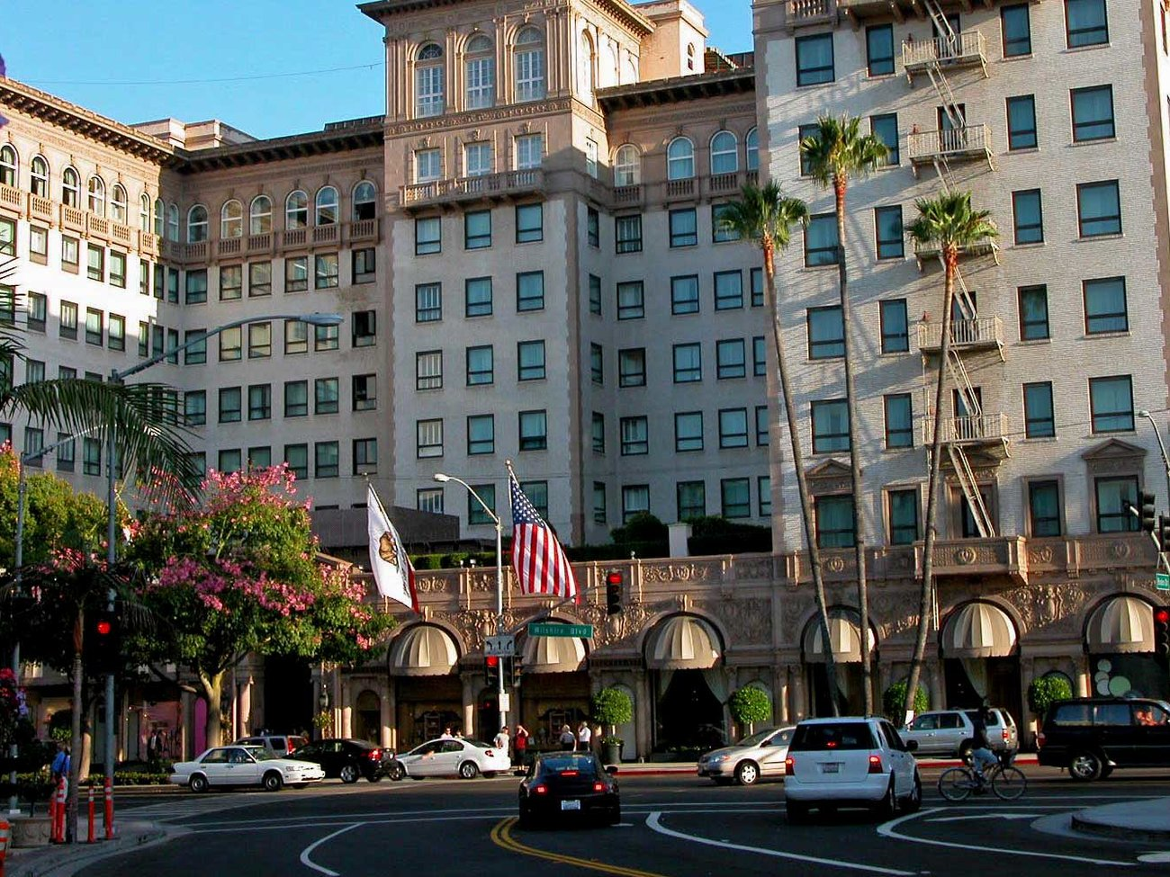 Beverly Wilshire Beverly Hills A Four Seasons Hotel Travel Leisure