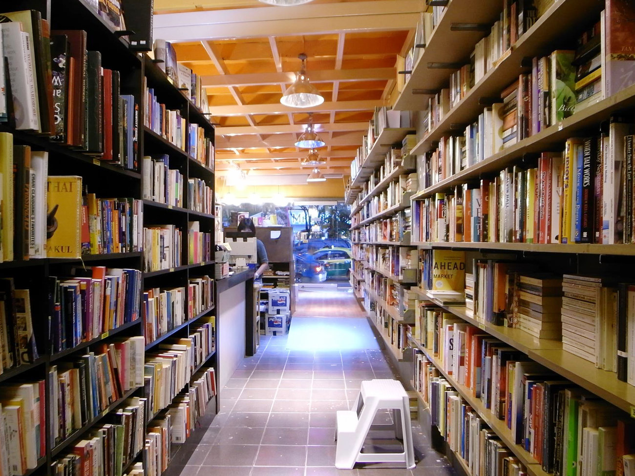 Dasa Books Shop in Bangkok