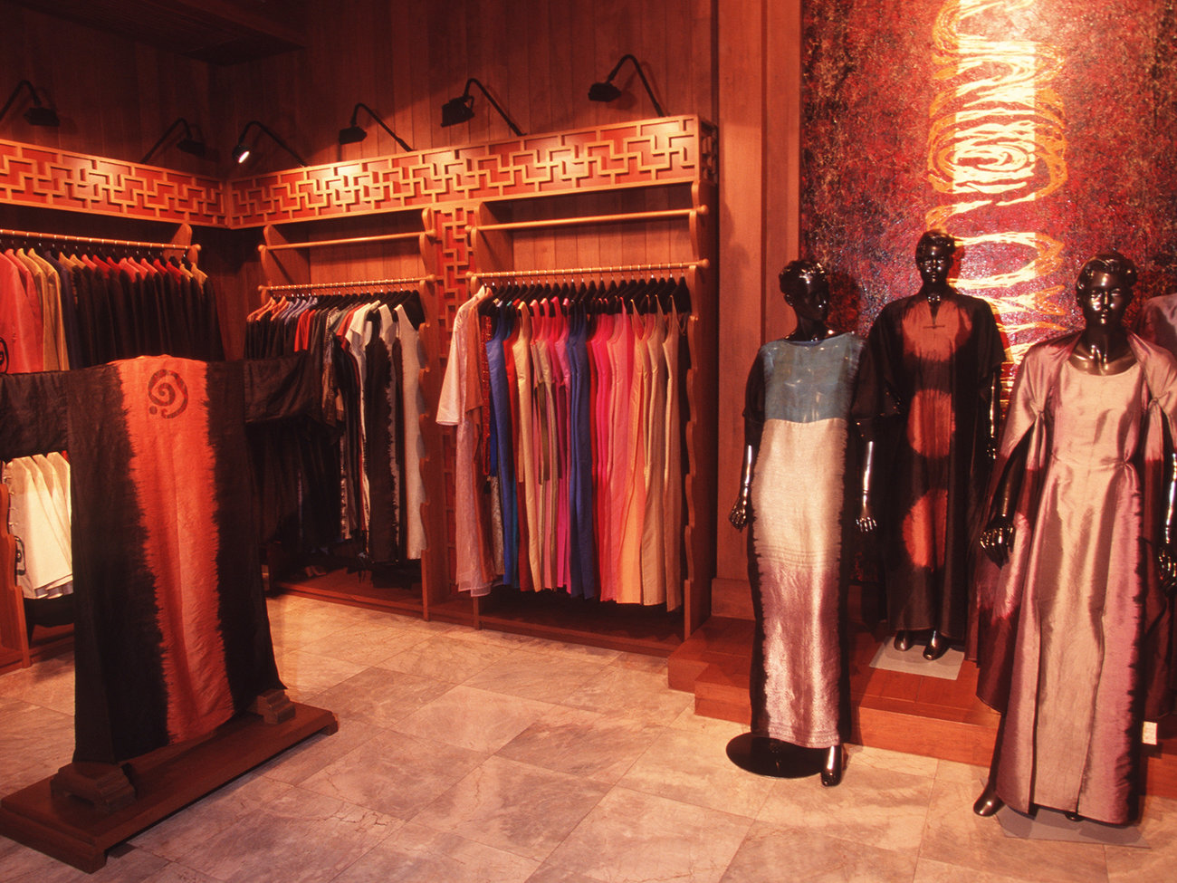 Jim Thompson Thai Silk Shop in Bangkok