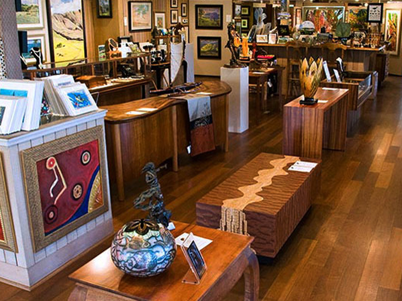 Hana Coast Gallery Shop in Maui
