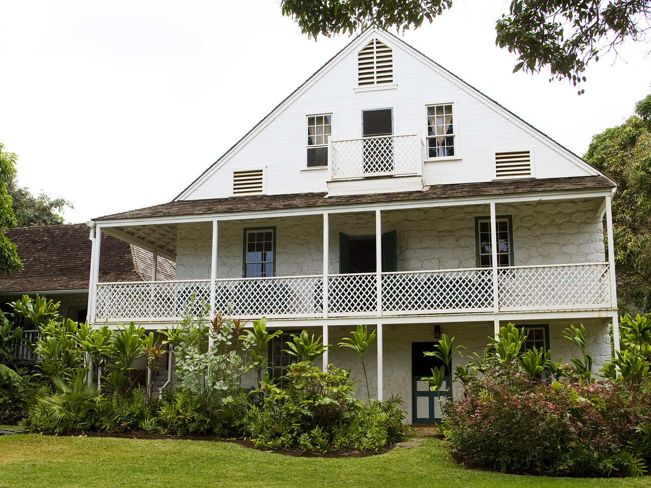 Bailey House Museum in Maui