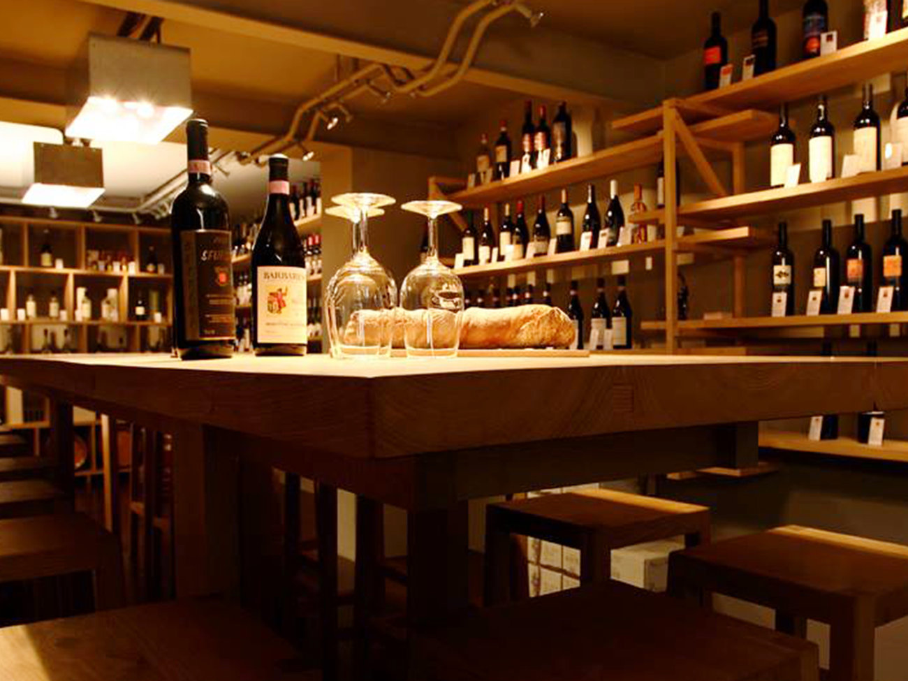 Buonvini Wine Bar in Zurich