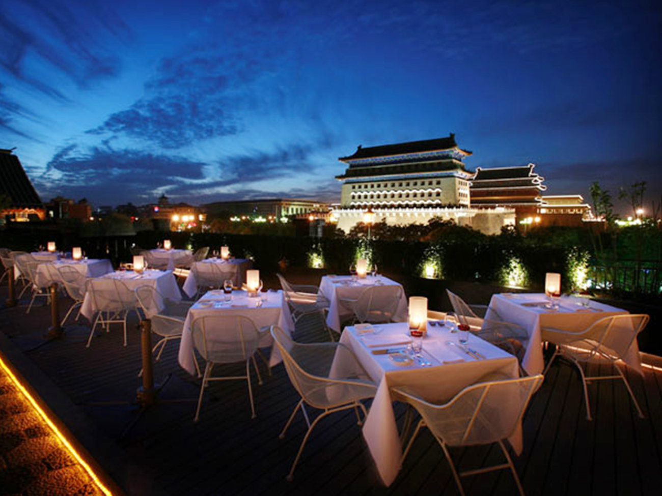 Capital M Restaurant in Beijing