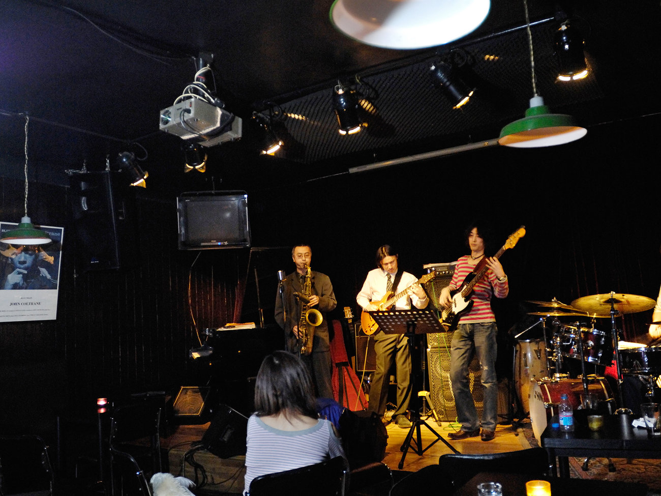 East Shore Live Jazz Cafe Bar in Beijing
