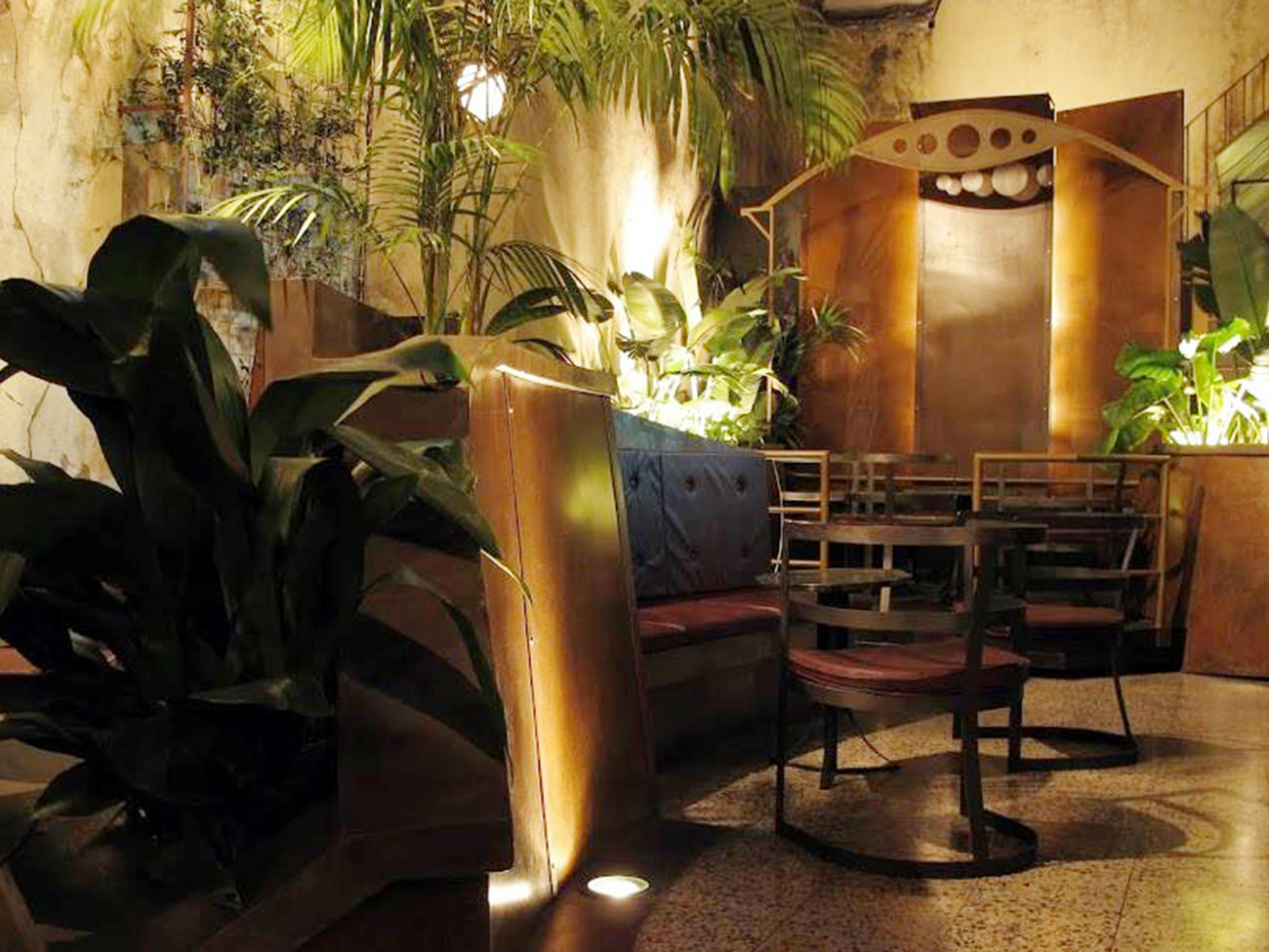 Verne Club Bar in Buenos Aires