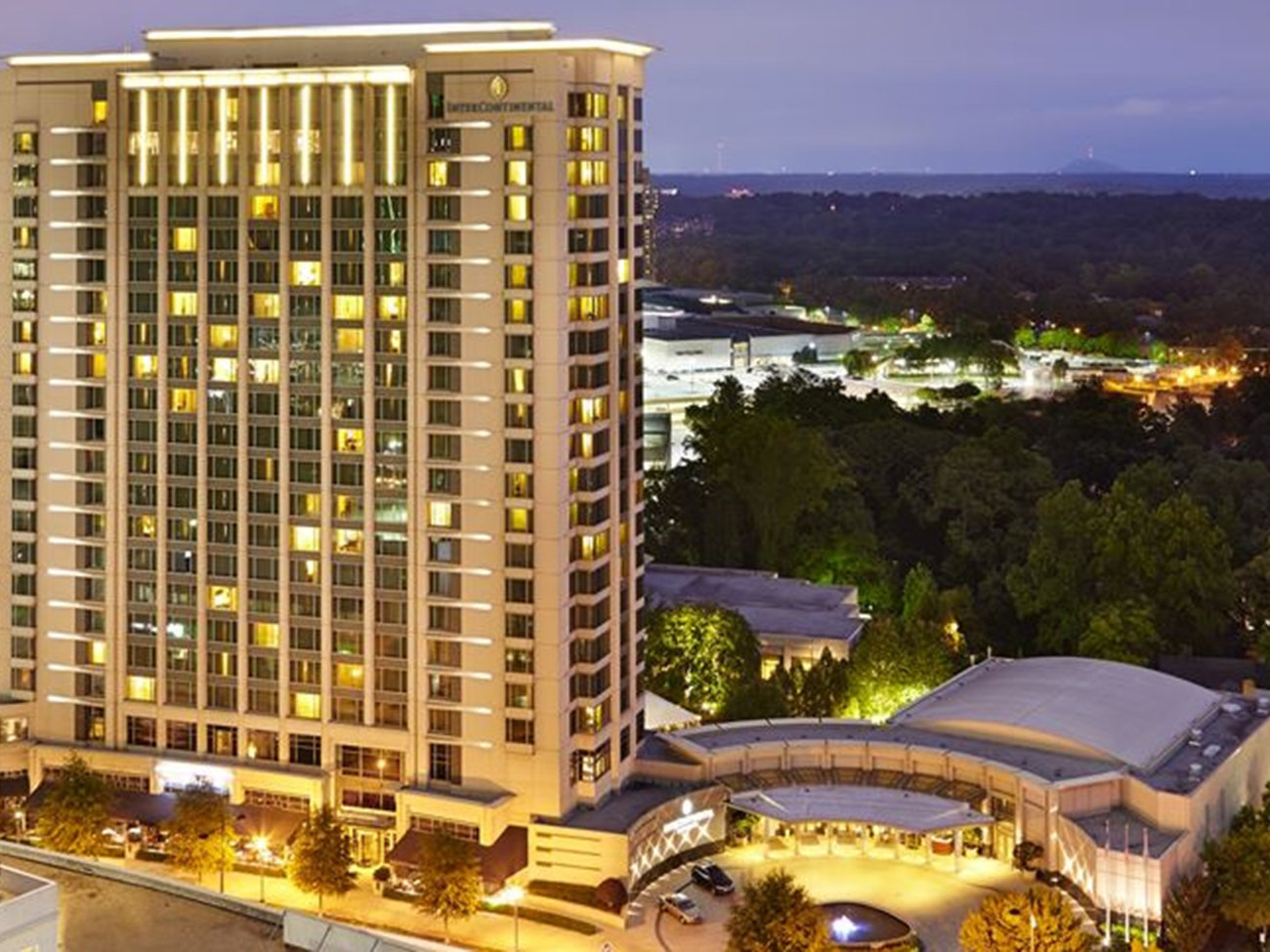 Intercontinental Hotel Buckhead Atlanta