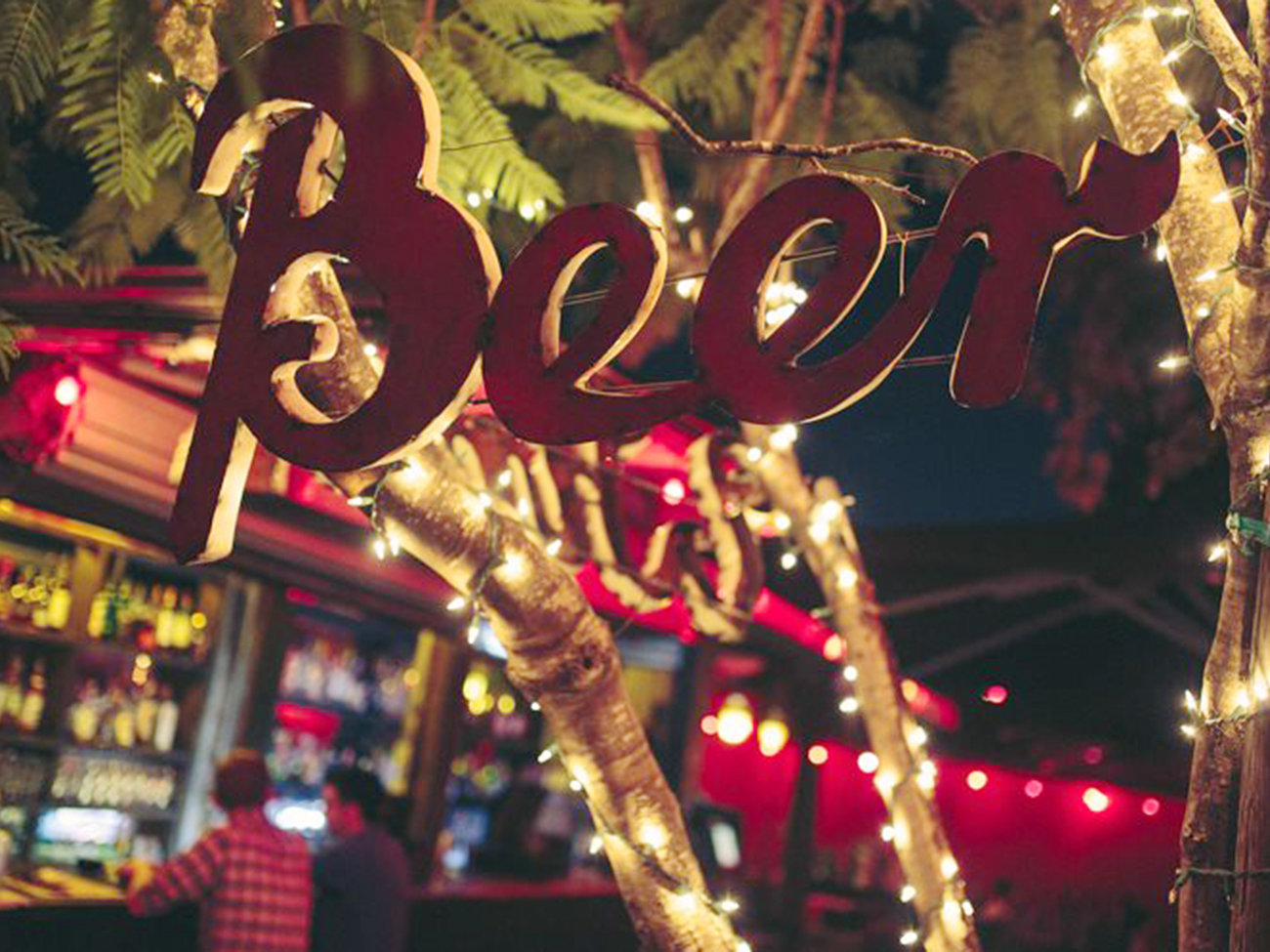 Boheme Bar in Houston