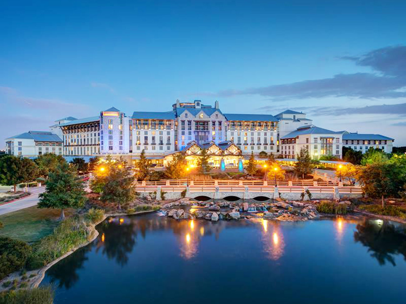 Gaylord Texan Resort and Convention Center in Dallas