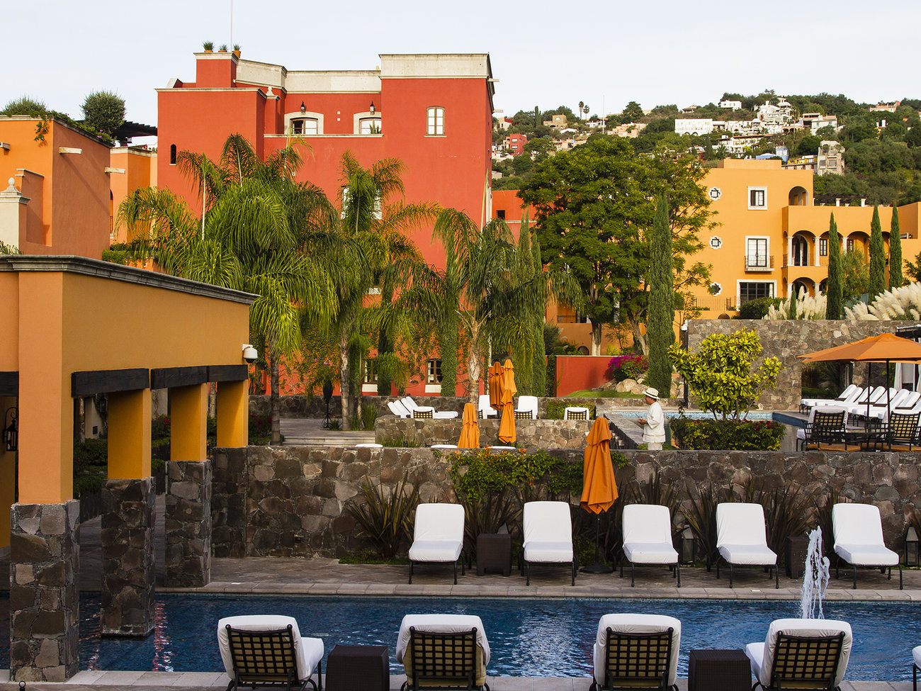 Rosewood San Miguel De Allende Travel Leisure