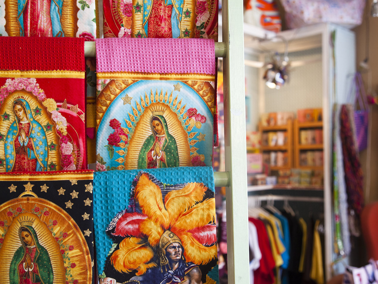 Colors Shop in San Miguel de Allende