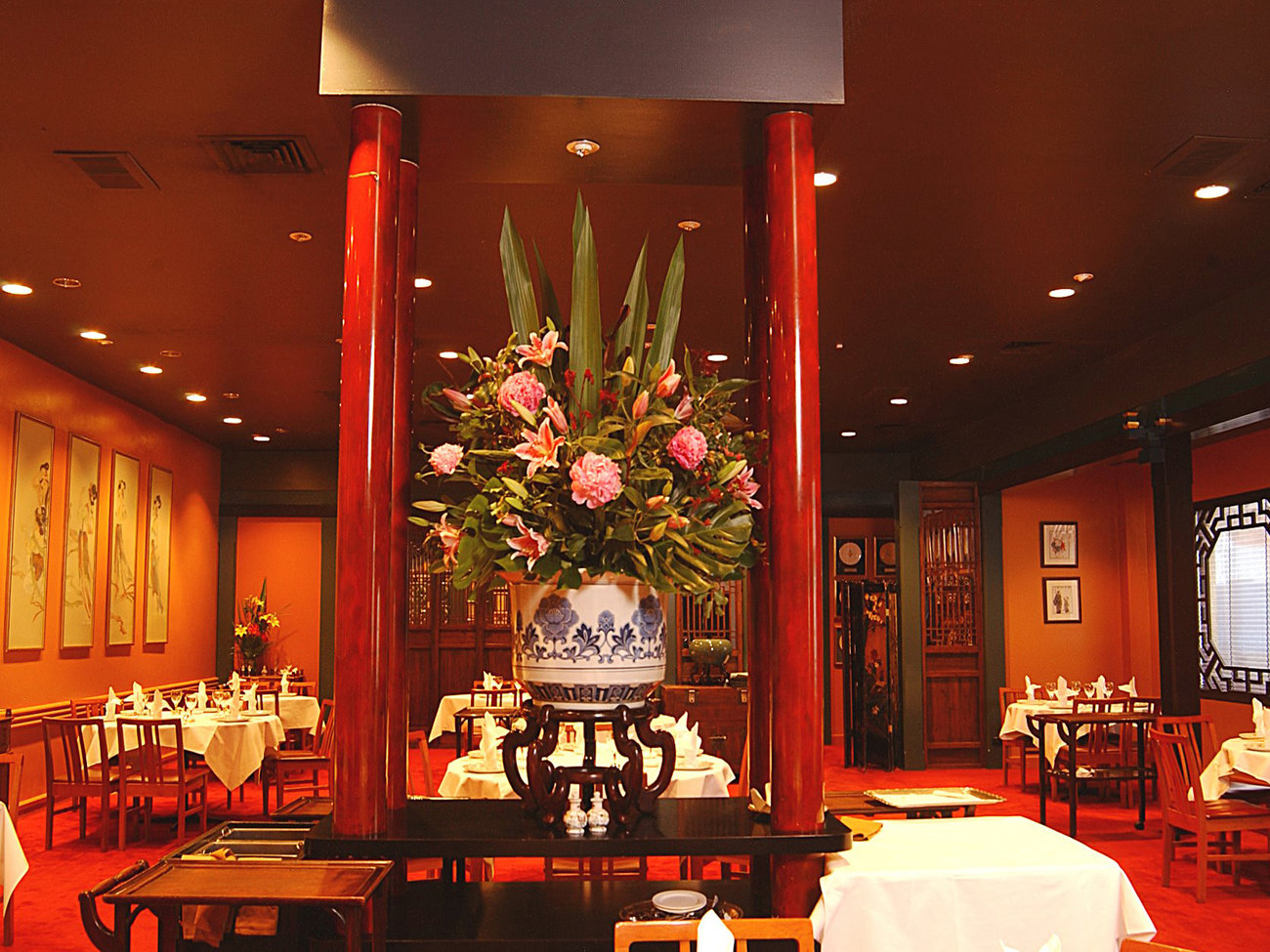 Flower Drum Restaurant in Melbourne