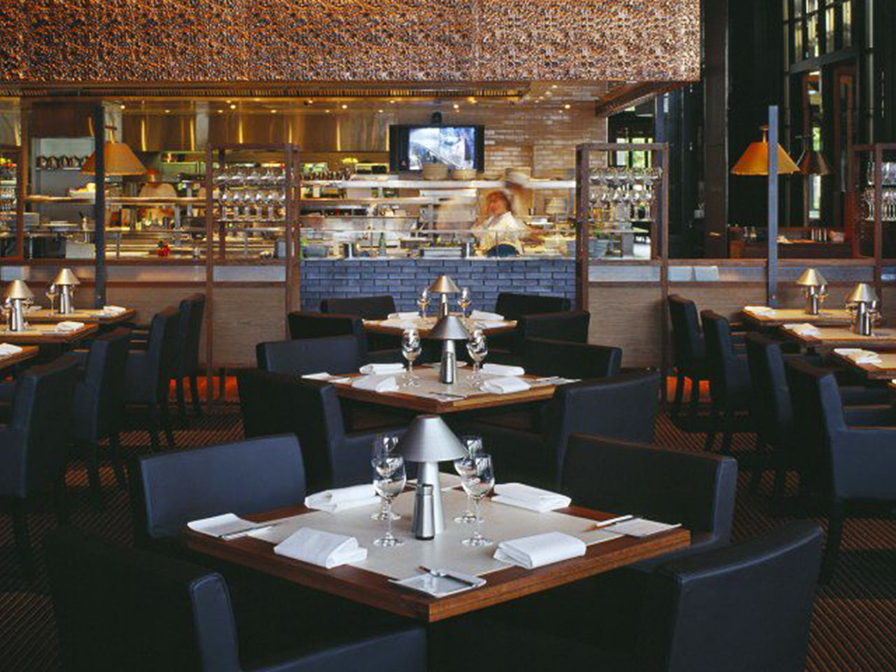 Rockpool Bar & Grill Restaurant in Melbourne