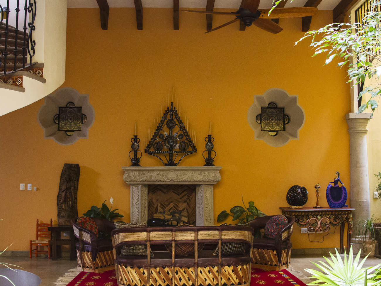 rosewood san miguel de allende travel leisure. Black Bedroom Furniture Sets. Home Design Ideas