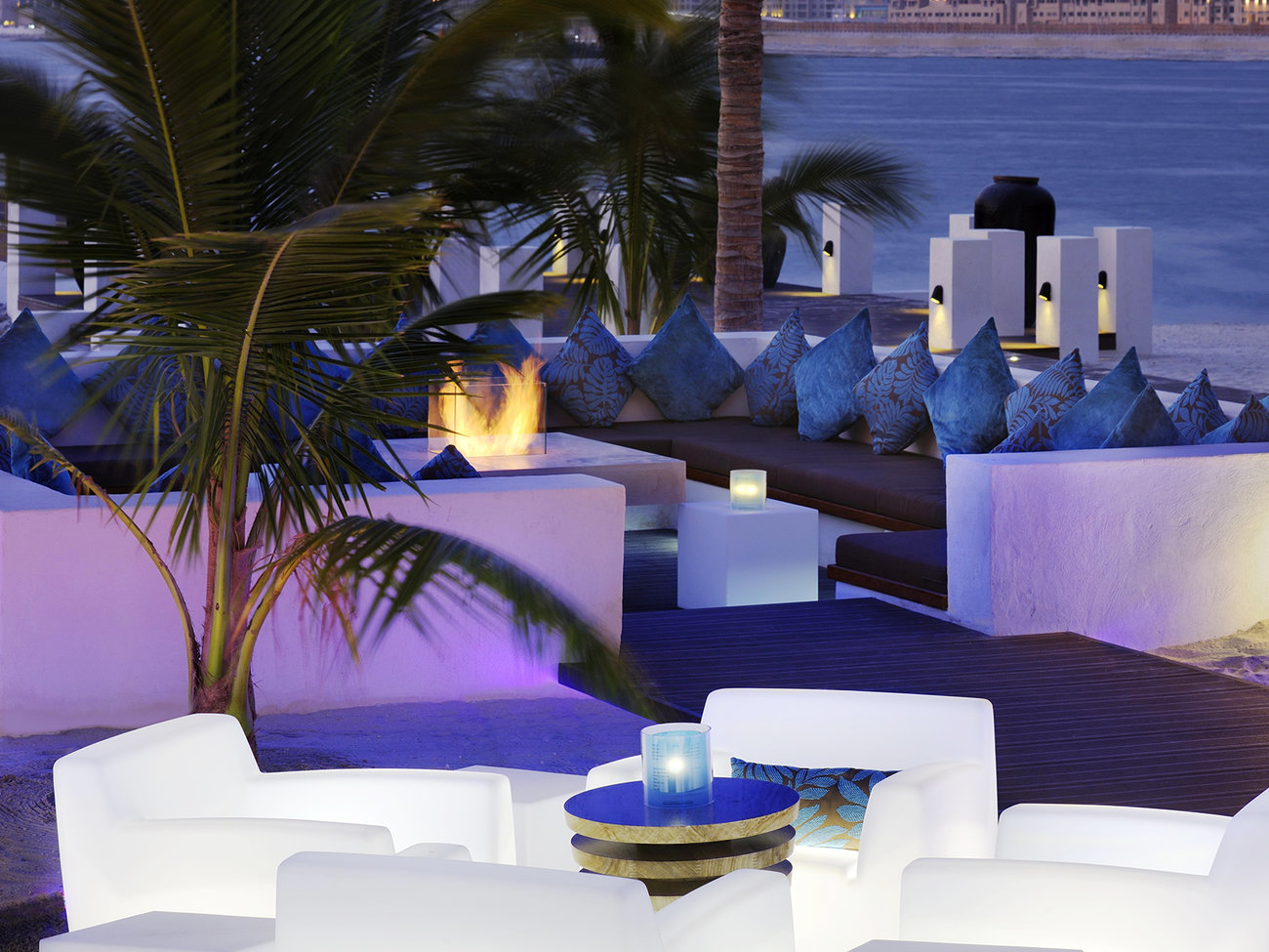 The Jetty Lounge Bar in Dubai