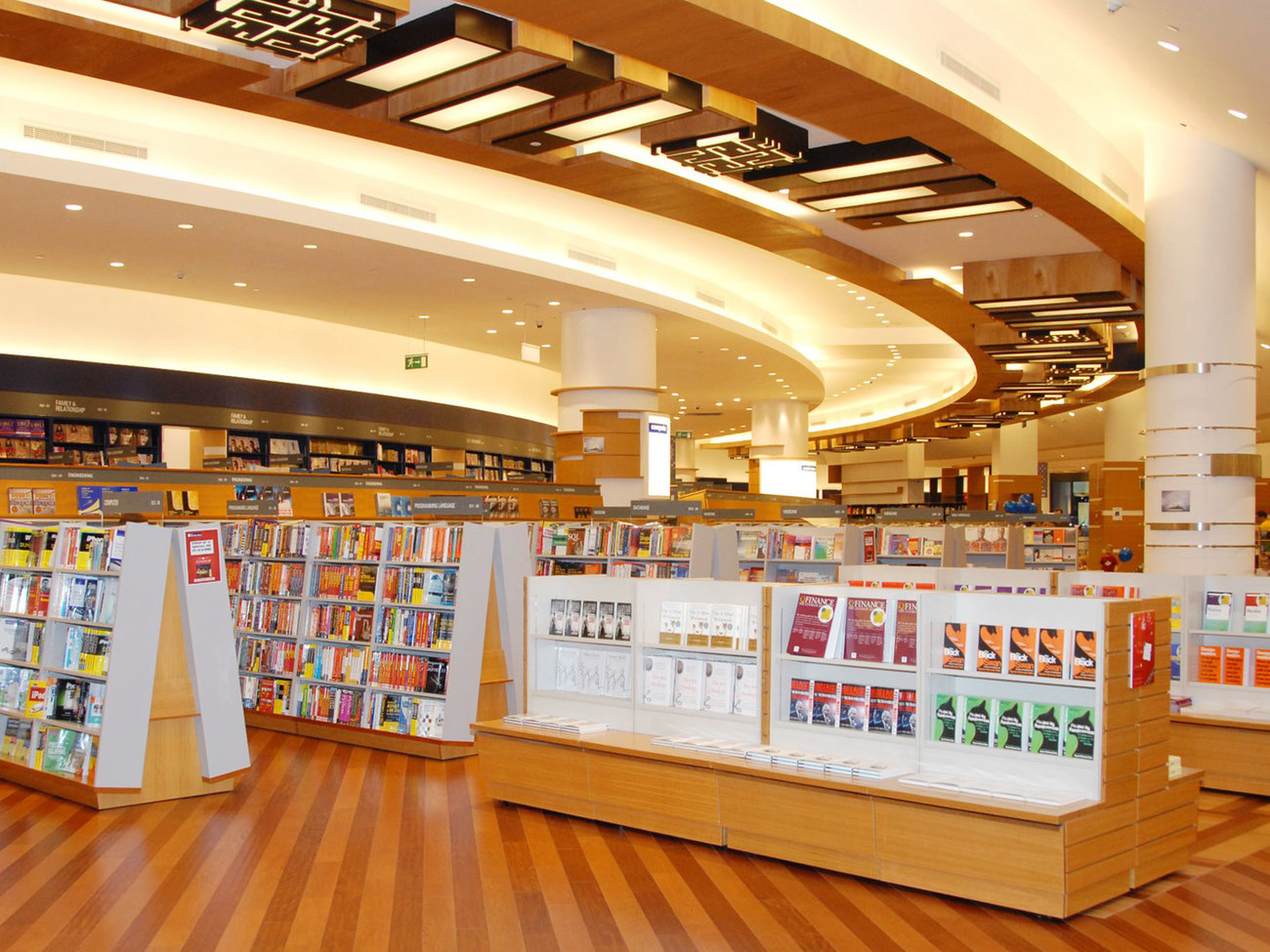 Book World by Kinokuniya Shop in Dubai