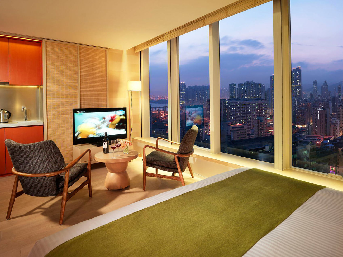 Madera Hotel in Hong Kong