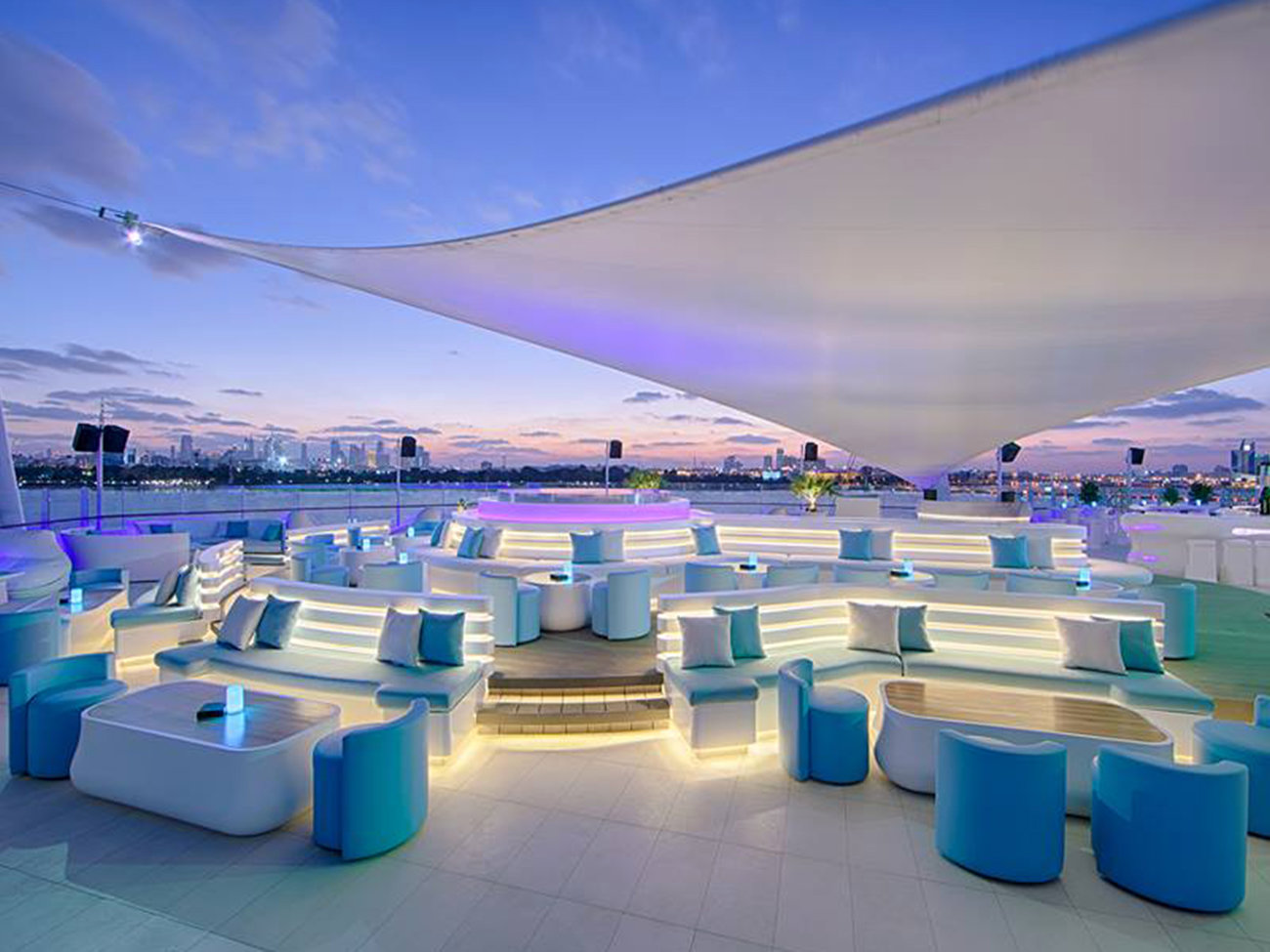 Cielo Bar in Dubai