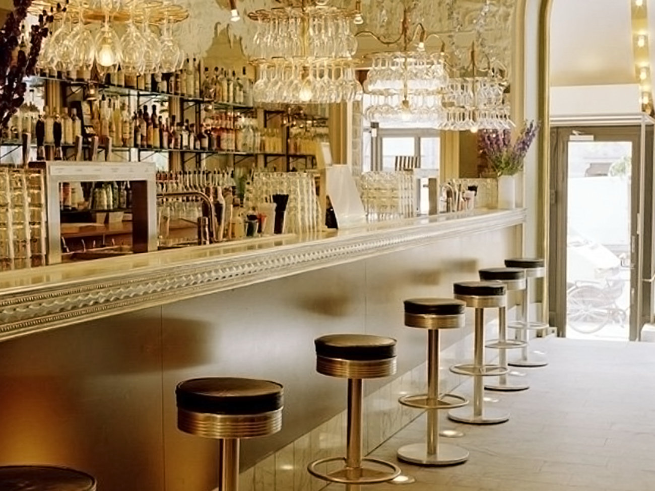 Riche Bar in Stockholm
