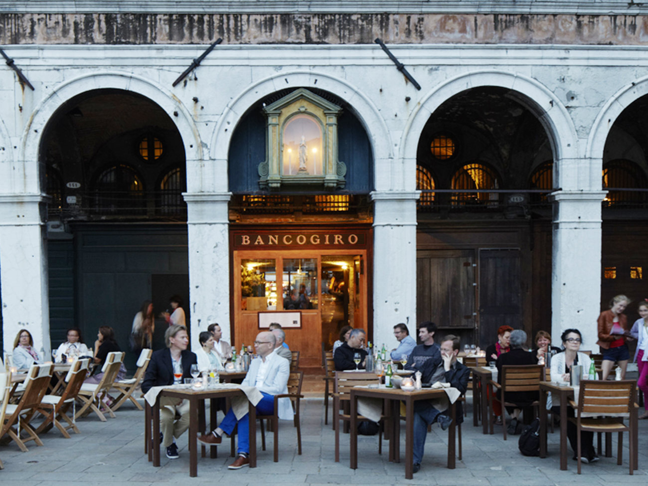 Bancogiro Bar in Venice