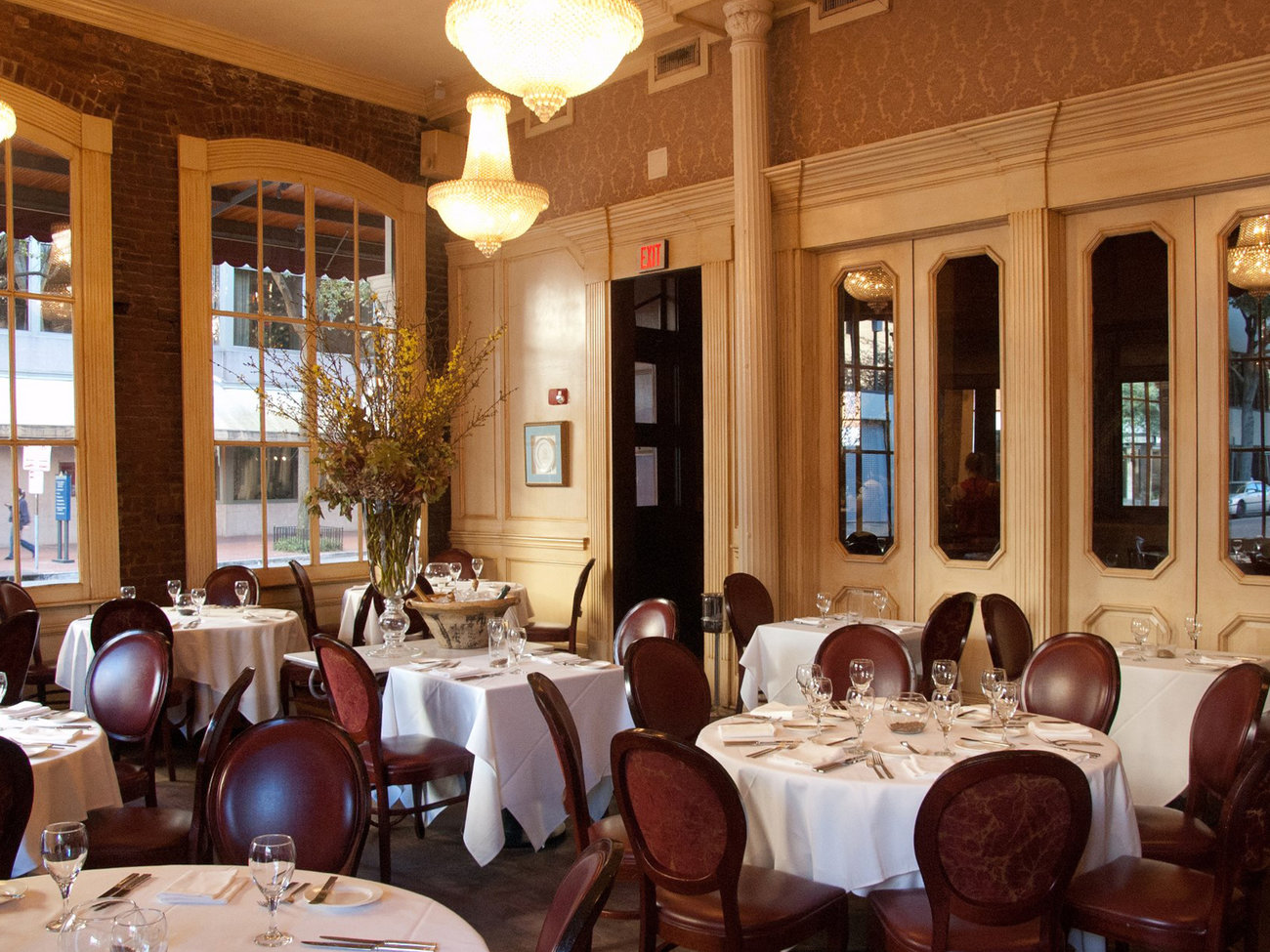 August Restaurant in New Orleans