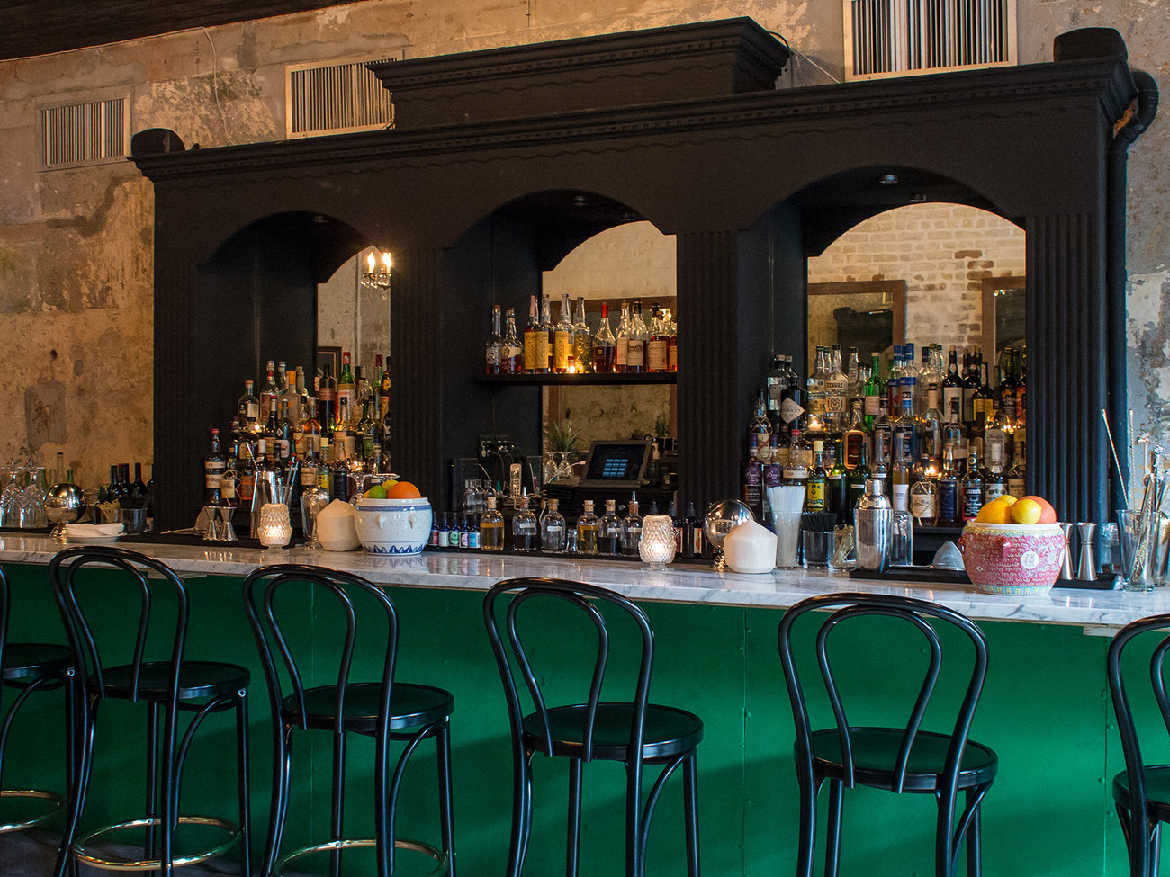Cane and Table Bar in New Orleans