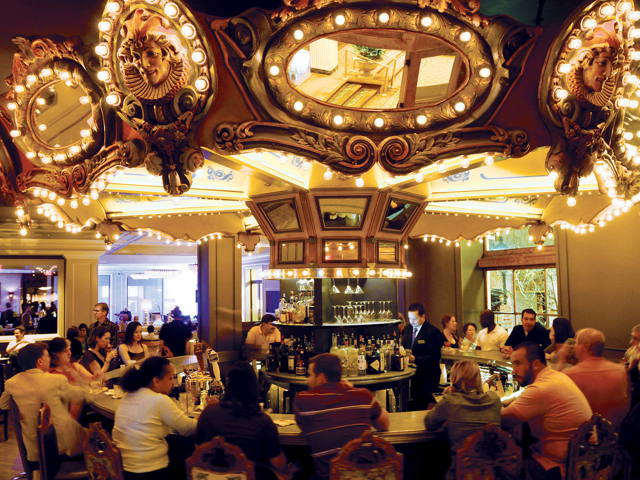 Carousel Bar in New Orleans