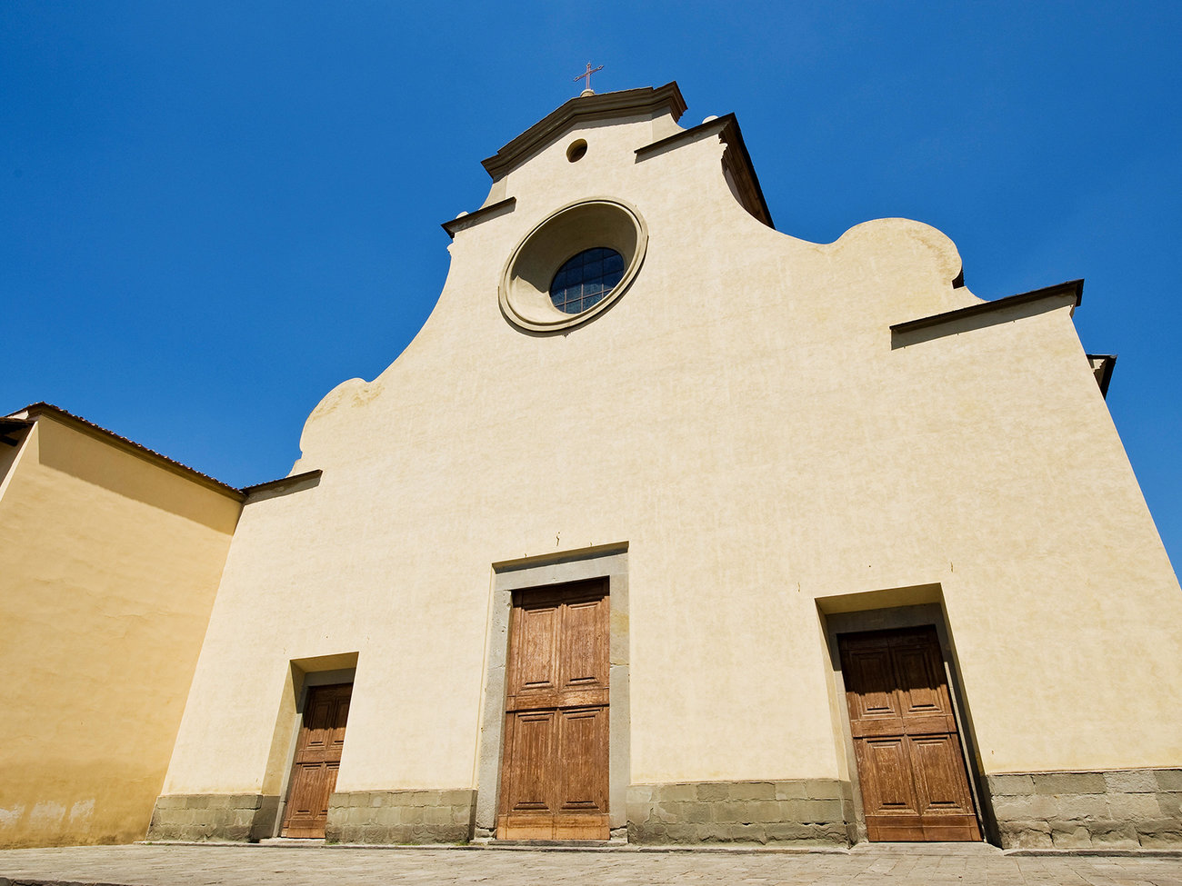 Church of Santo Spirito in Florence