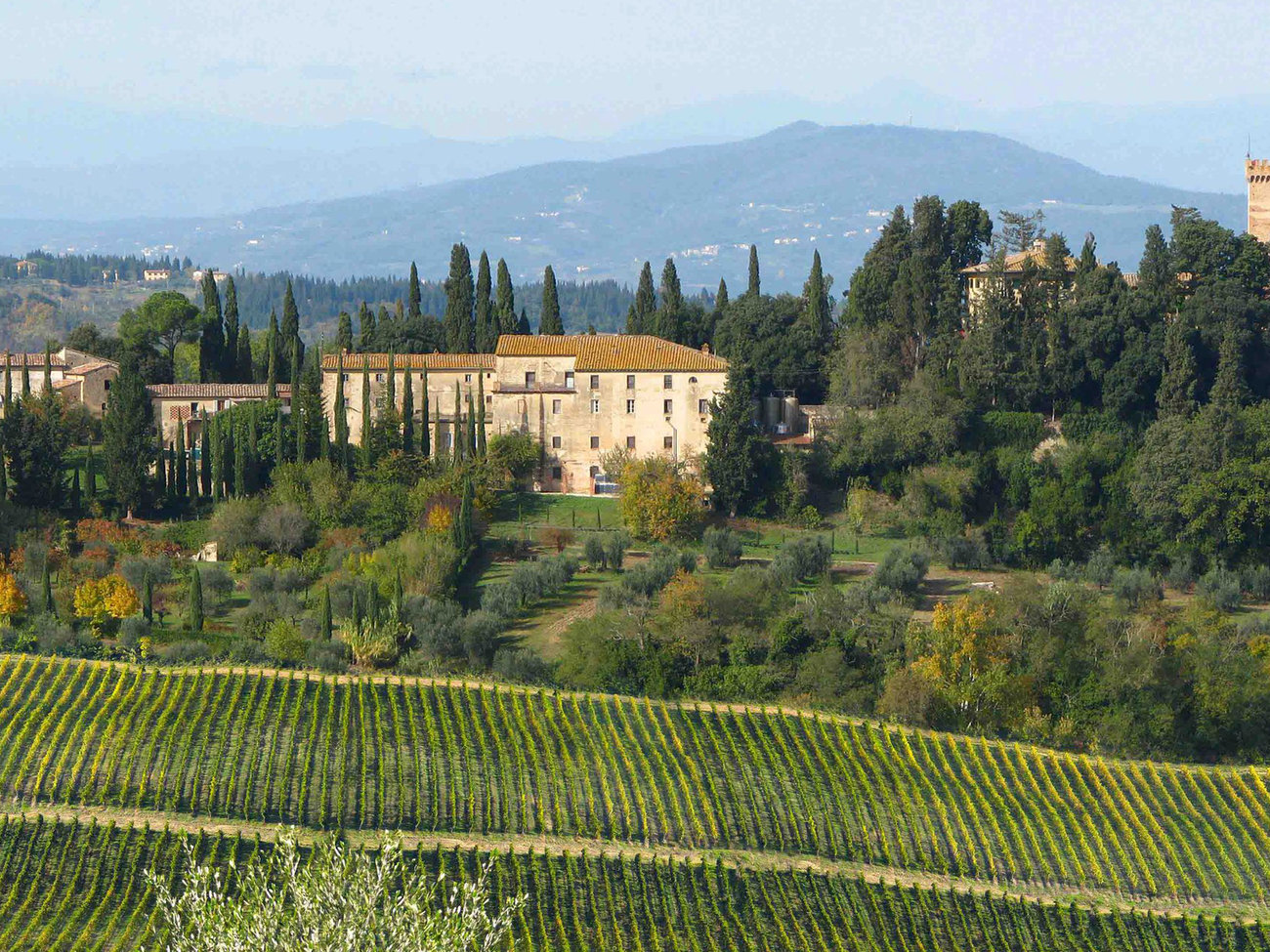Wine Tasting at Castello di Sonnino in Florence