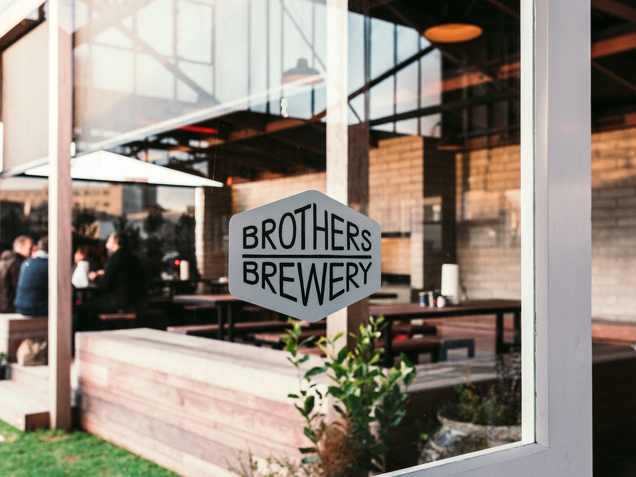 Brothers Beer Brewery in Auckland