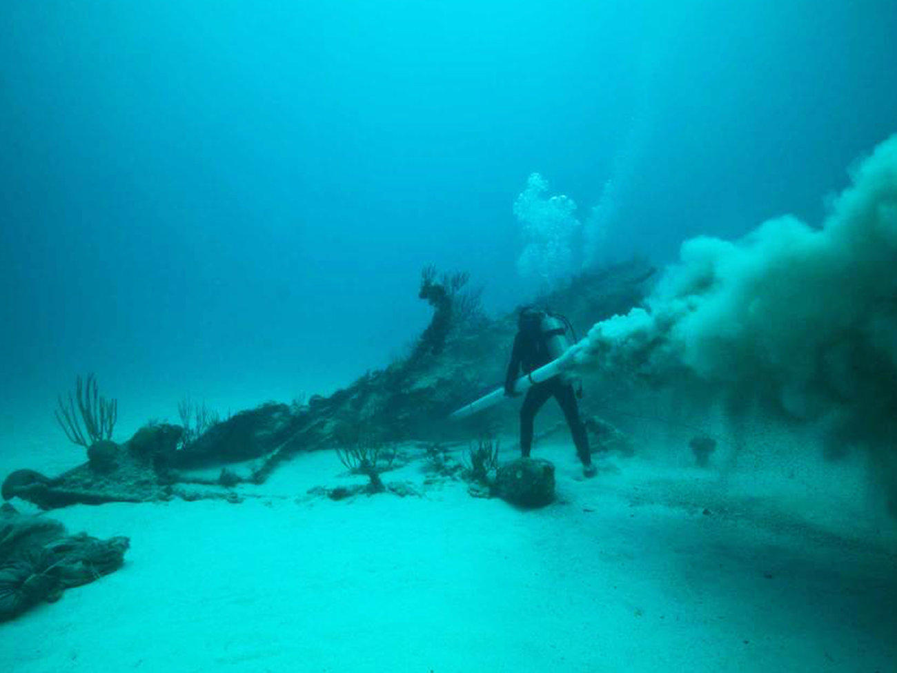 Dive the Marie Celeste Shipwreck in Bermuda