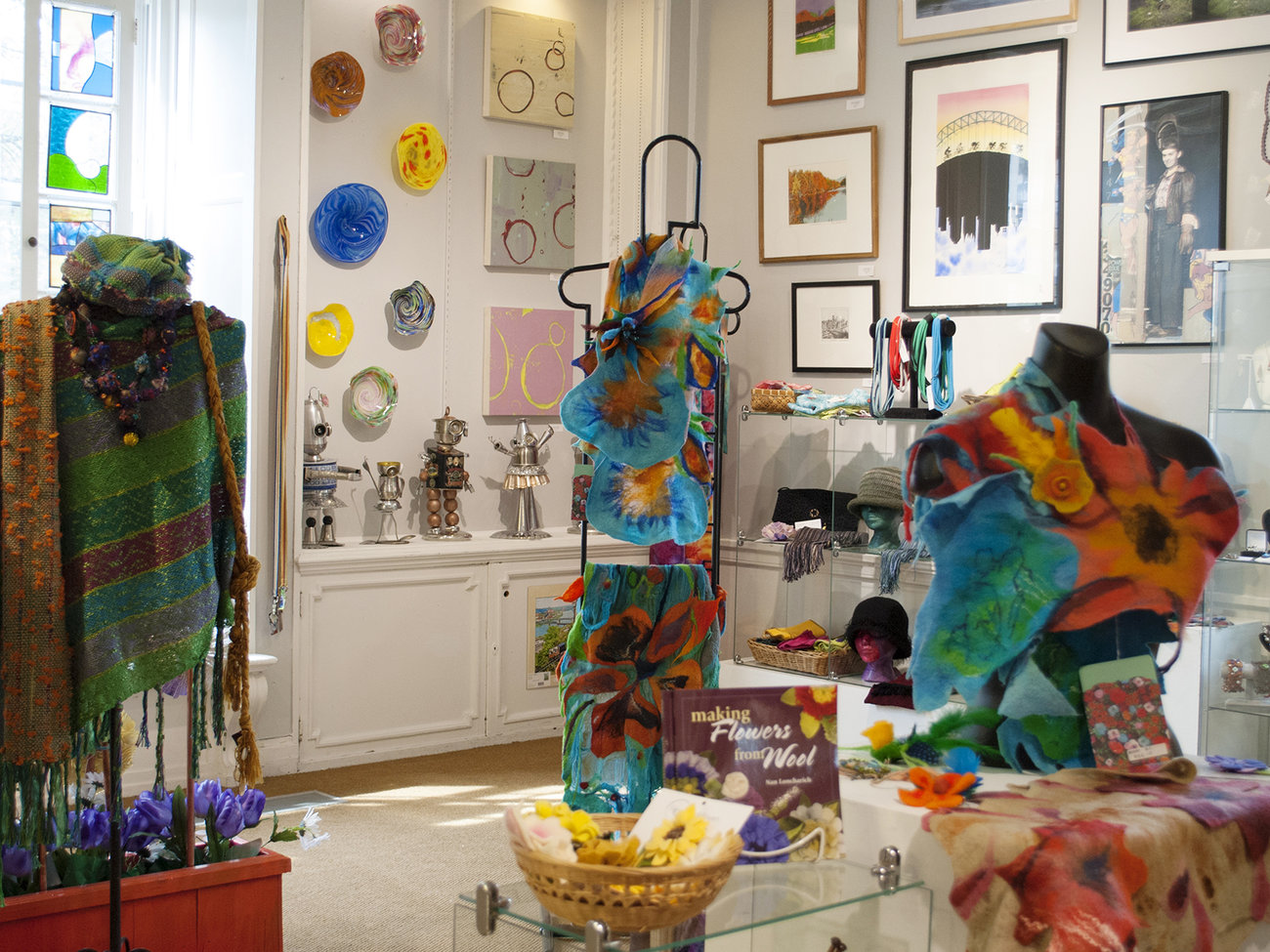Pittsburgh Center for the Arts Shop Museum