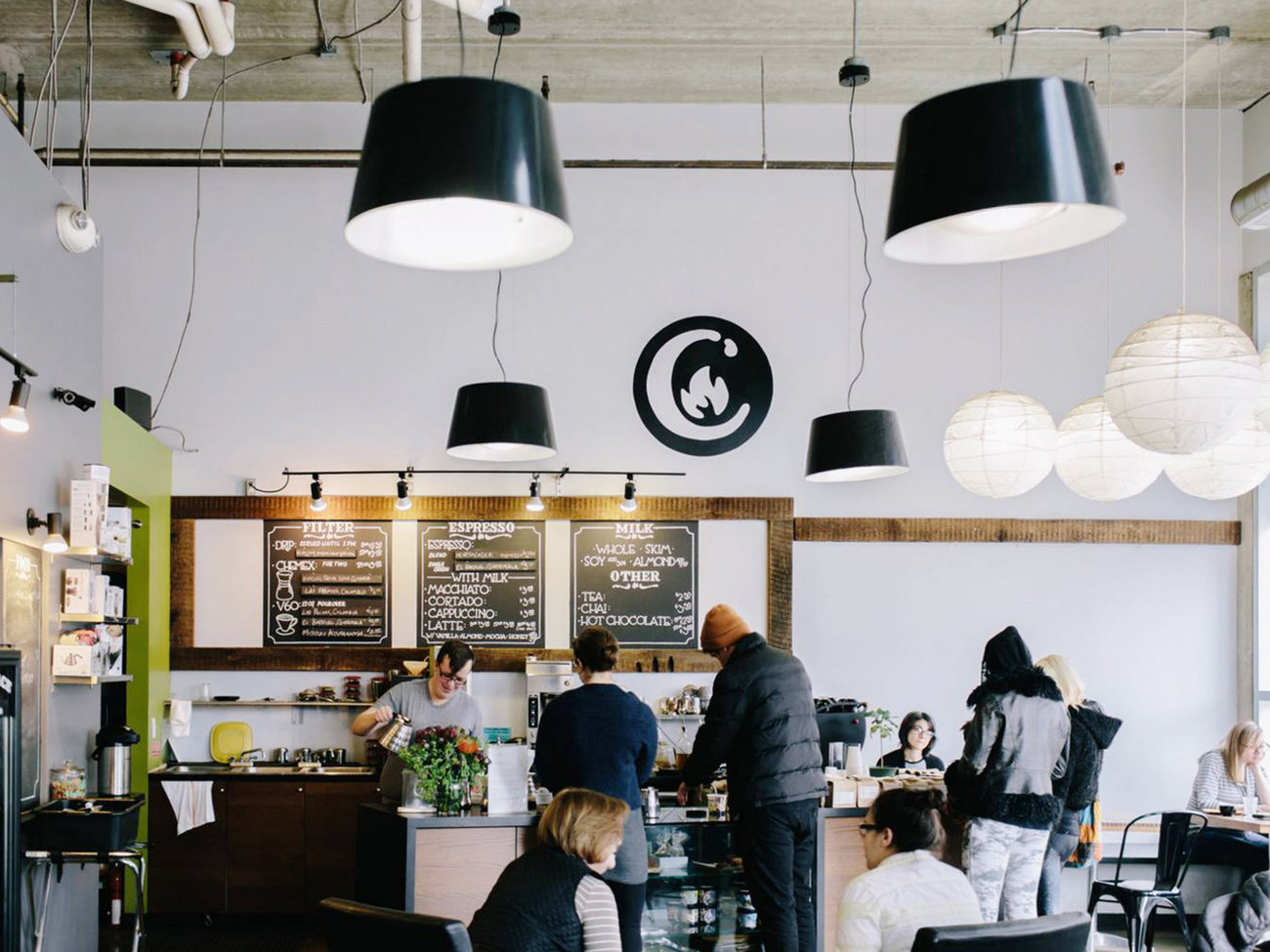 Commonplace Coffee Cafe in Pittsburgh