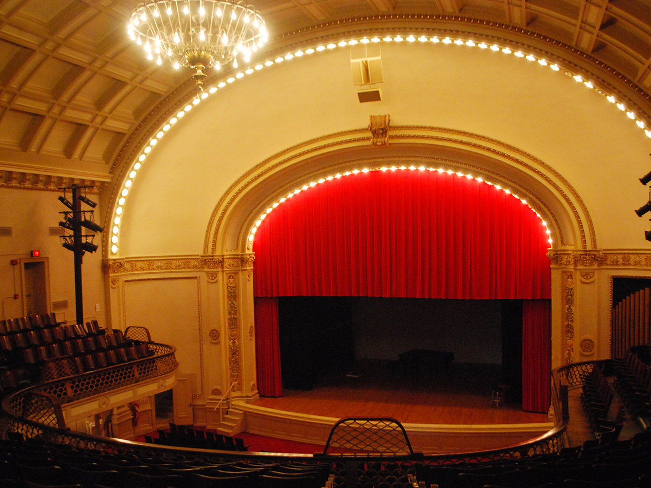 Carnegie Library Music Hall in Pittsburgh