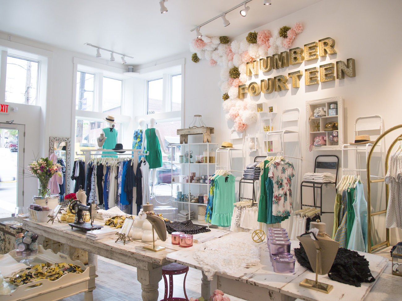 No. 14 Boutique Store in Pittsburgh