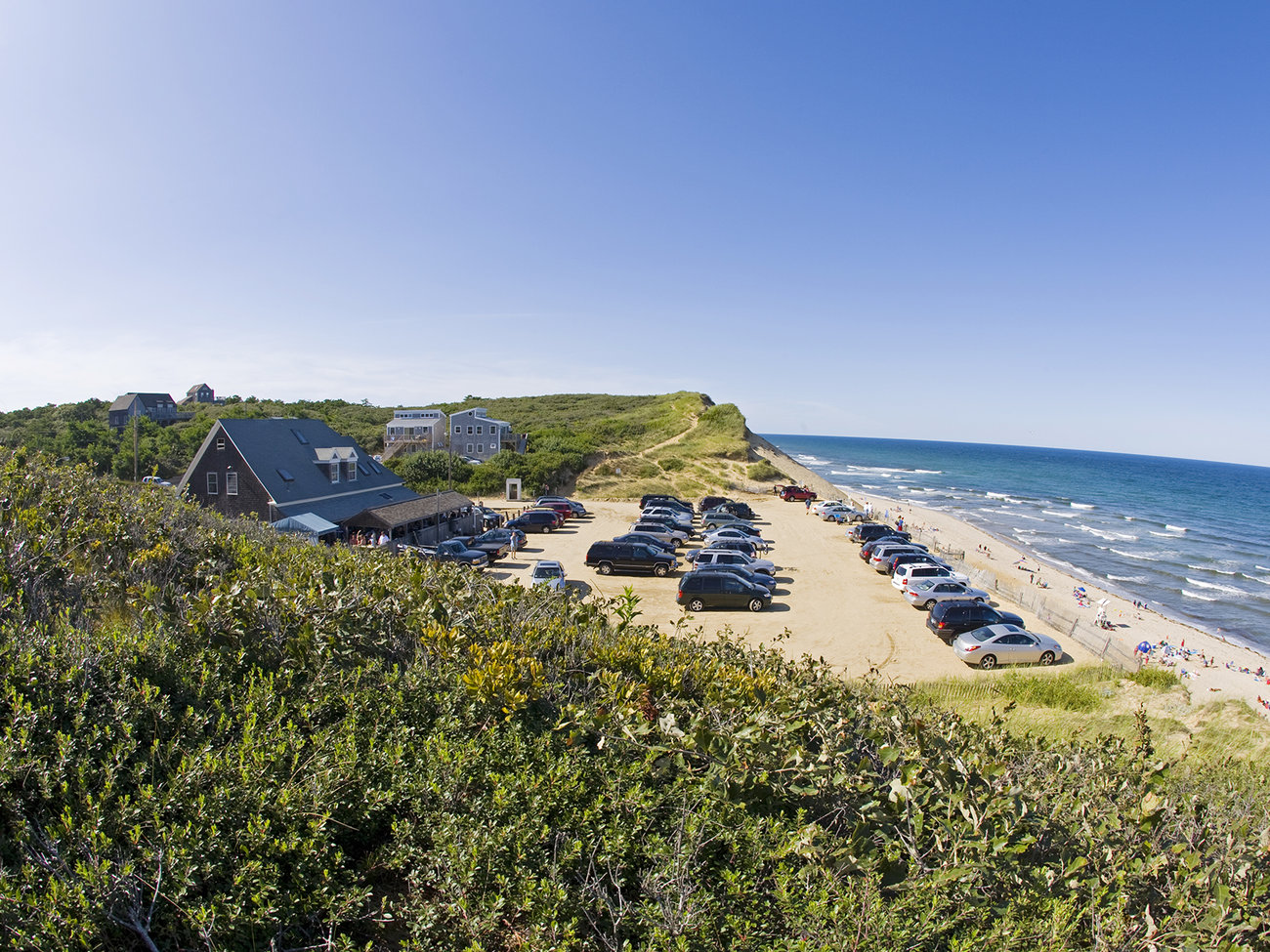 The Beachcomber Bar in Cape Cod