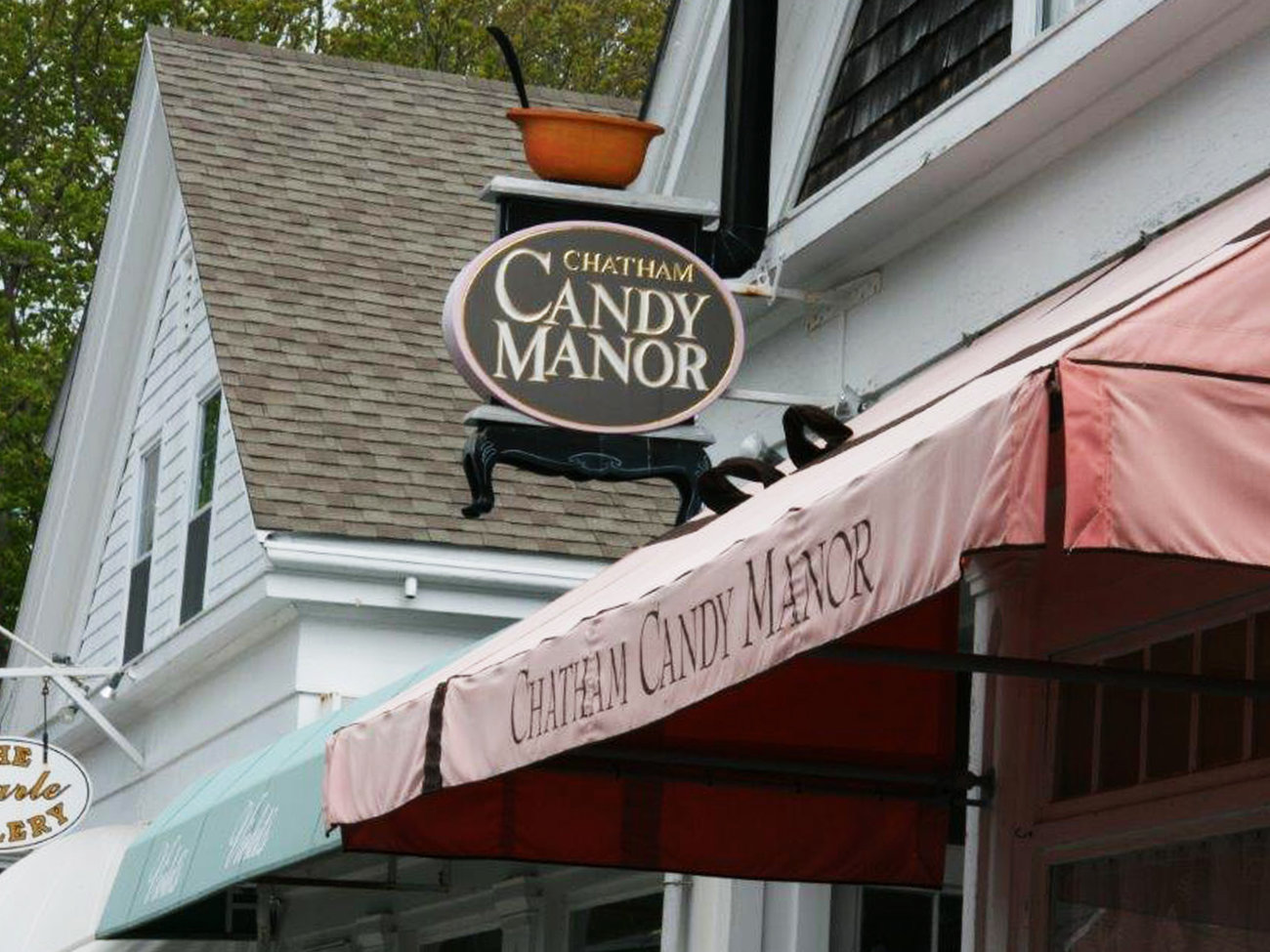 Chatham Candy Manor Store in Cape Cod
