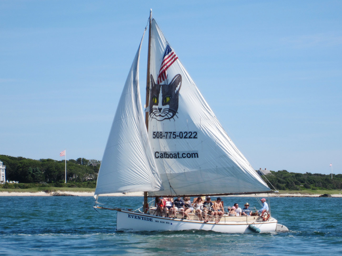 Catboat Rides in Cape Cod