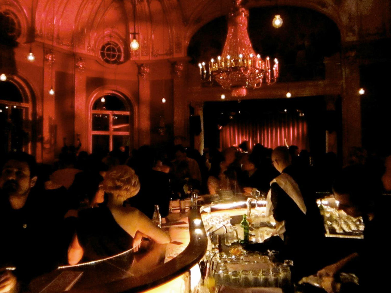 Die Rote Bar in Vienna
