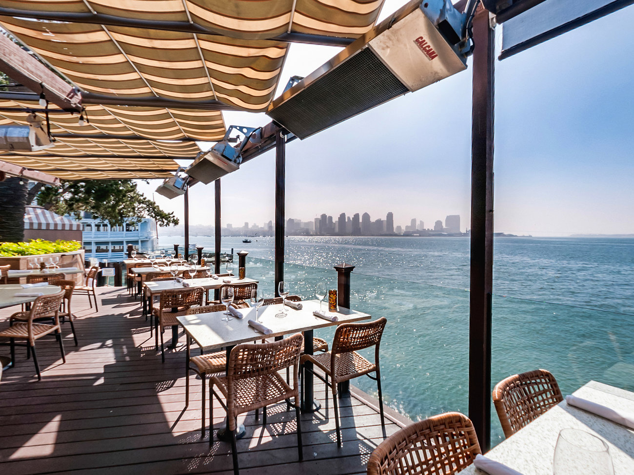 Best Seafood Restaurants On Coronado Island