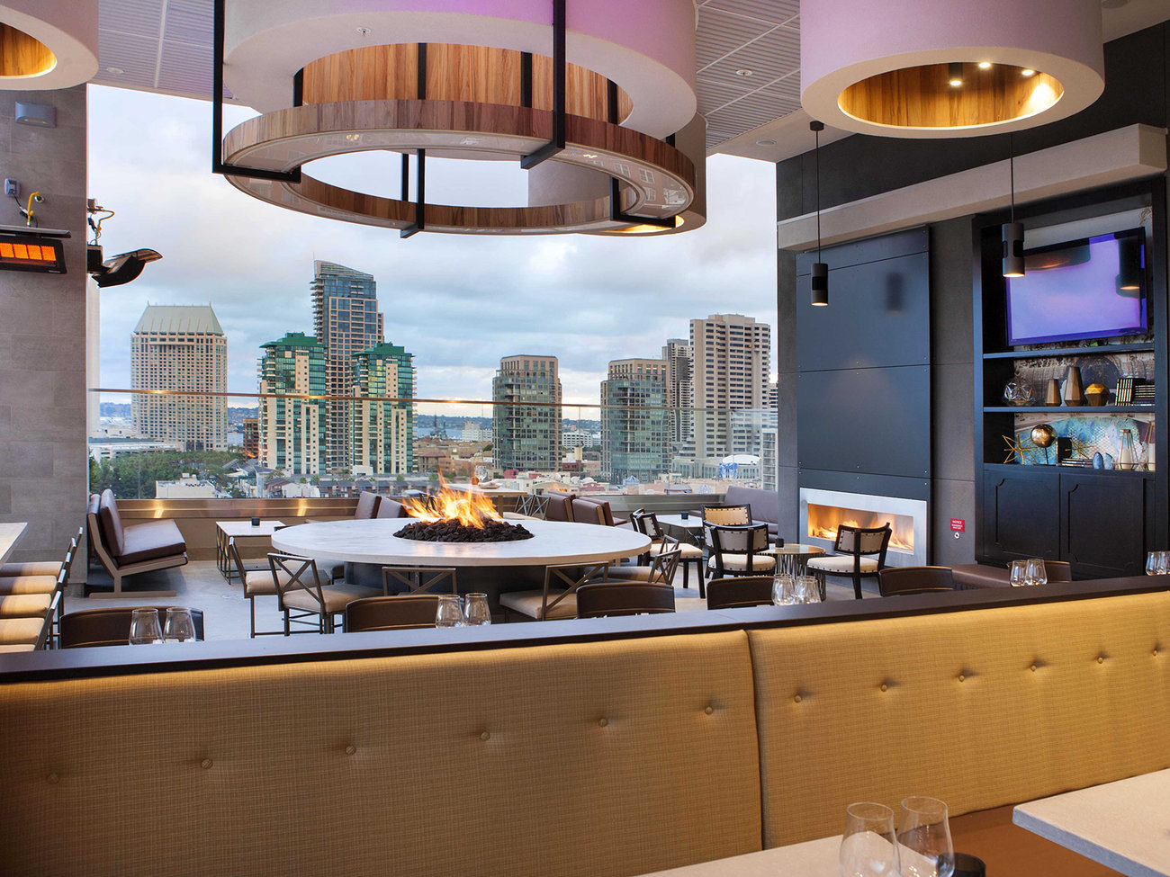 The Nolen Restaurant in San Diego