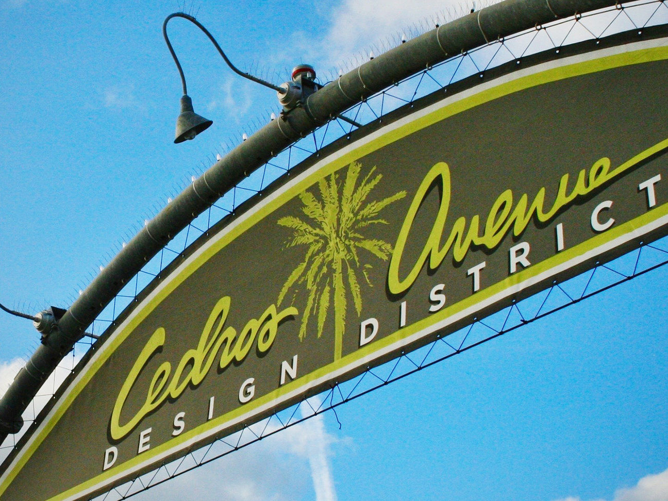 Cedros Avenue Design District